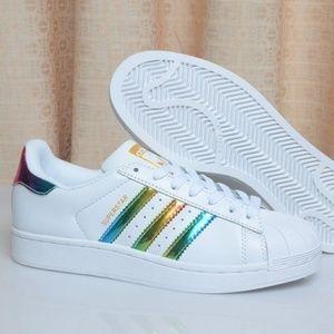 Adidas Superstar Iridescent Shoes